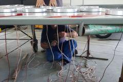 Signalna prikolica sa solarnim napajanjem