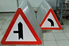 Standardni saobraćajni znakovi 01