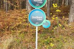 Turistička signalizacija 12