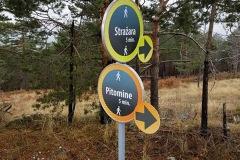 Turistička signalizacija 02