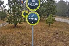 Turistička signalizacija 06