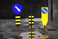 Saobraćajni znakovi sa unutrašnjim osvetljenjem 57