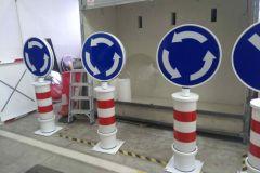 Saobraćajni znakovi sa unutrašnjim osvetljenjem 27