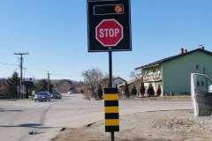 Saobraćajni znakovi sa unutrašnjim osvetljenjem 29