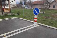 Saobraćajni znakovi sa unutrašnjim osvetljenjem 32