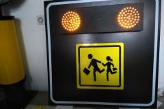 Saobraćajni znakovi sa unutrašnjim osvetljenjem 33