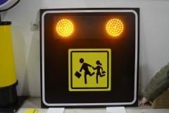 Saobraćajni znakovi sa unutrašnjim osvetljenjem 16