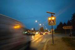 Saobraćajni znakovi sa unutrašnjim osvetljenjem 41