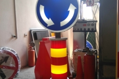 Saobraćajni znakovi sa unutrašnjim osvetljenjem 43