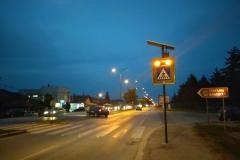 Saobraćajni znakovi sa unutrašnjim osvetljenjem 53