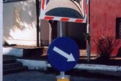 Saobraćajni znakovi sa unutrašnjim osvetljenjem 55