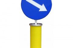 Saobraćajni znakovi sa unutrašnjim osvetljenjem 10
