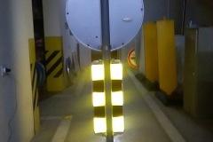 Saobraćajni znakovi sa unutrašnjim osvetljenjem 11